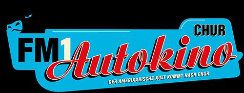 logo FM1 Autokino Chur